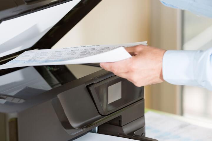 Multifunktionsdrucker sind Alleskoenner | © panthermedia.net / edu1971