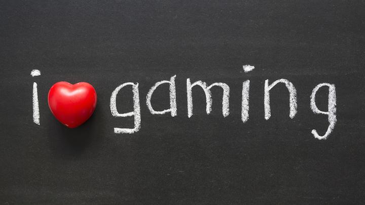 Ich liebe Gaming | © panthermedia.net /yurizap