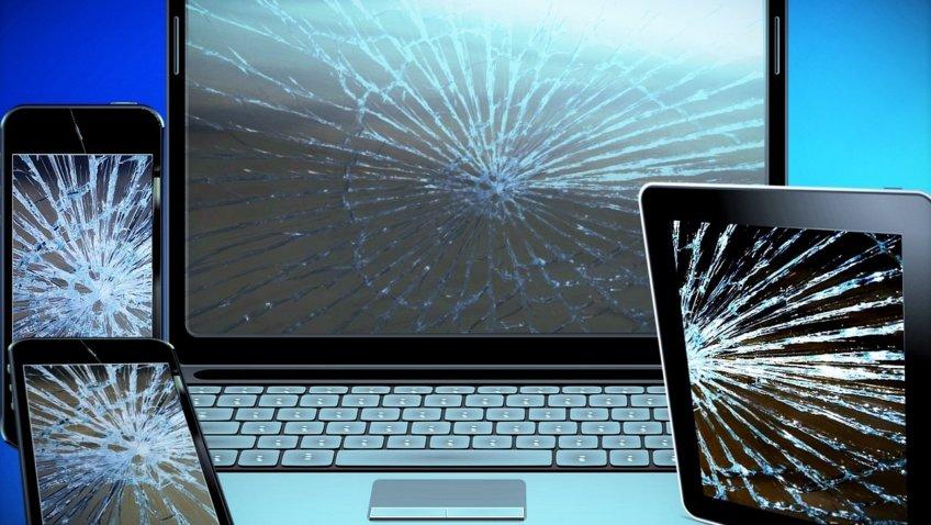 Laptop kaputt – Elektroschrott richtig entsorgen