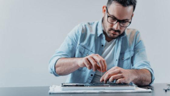 Recht auf eine Laptop Reparatur wirtschaftlich sinnvoll?